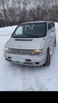Mercedes-Benz Vito, 2000 год, 275 000 руб.