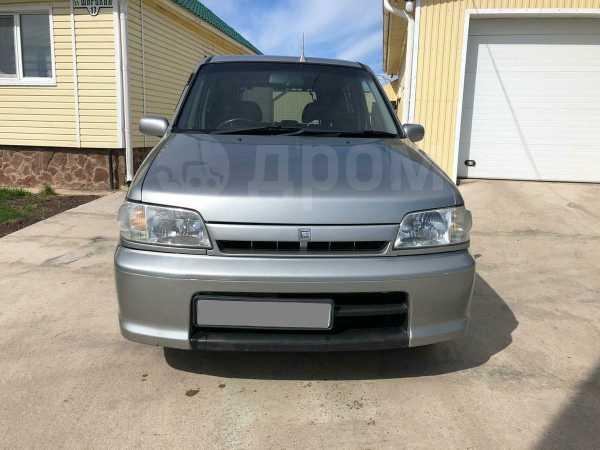 Nissan Cube, 1998 год, 135 000 руб.