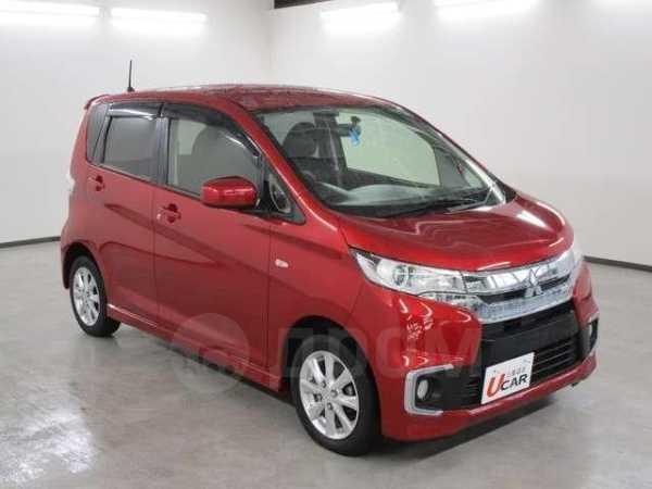 Mitsubishi eK Wagon, 2016 год, 535 000 руб.