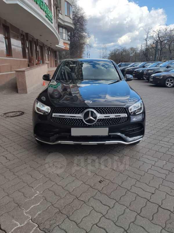 Mercedes-Benz GLC Coupe, 2019 год, 3 600 000 руб.