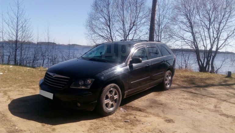 Chrysler Pacifica, 2004 год, 420 000 руб.