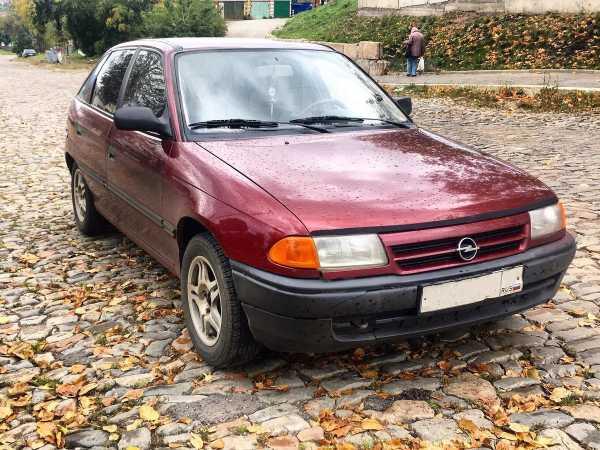 Opel Astra, 1991 год, 55 000 руб.