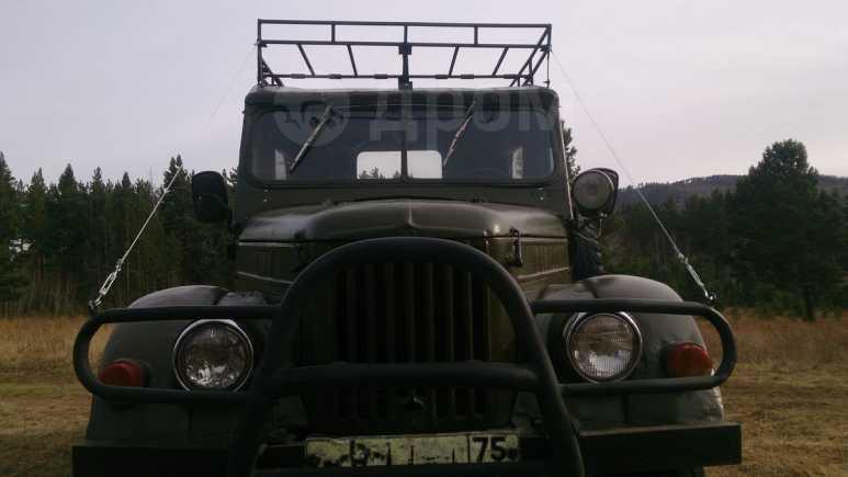 ГАЗ 69, 1958 год, 140 000 руб.