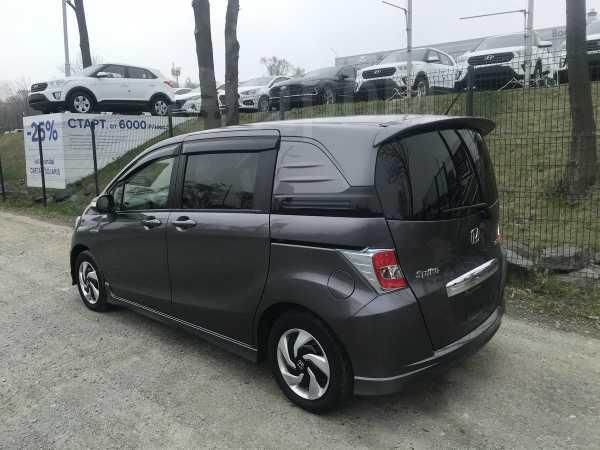 Honda Freed Spike, 2016 год, 599 000 руб.