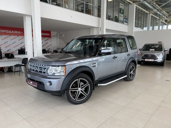Land Rover Discovery, 2011 год, 1 197 000 руб.
