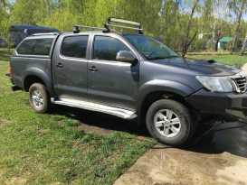 Челябинск Hilux Pick Up 2014