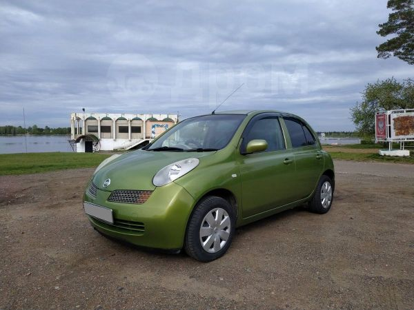 Nissan March, 2002 год, 225 000 руб.