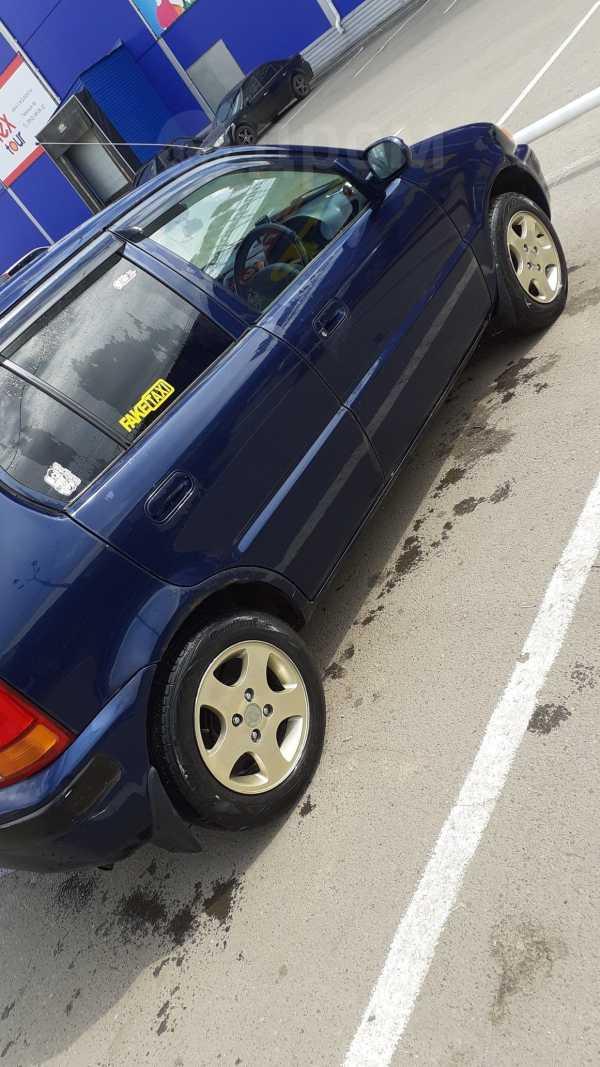 Honda Logo, 1997 год, 160 000 руб.
