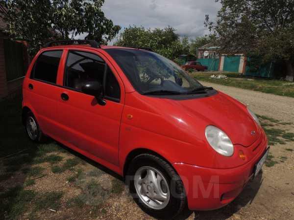 Daewoo Matiz, 2005 год, 185 000 руб.