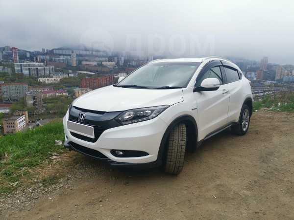 Honda Vezel, 2014 год, 1 050 000 руб.