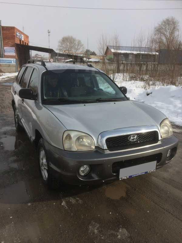 Hyundai Santa Fe, 2000 год, 270 000 руб.
