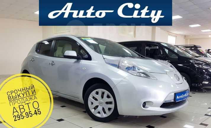 Nissan Leaf, 2011 год, 295 000 руб.