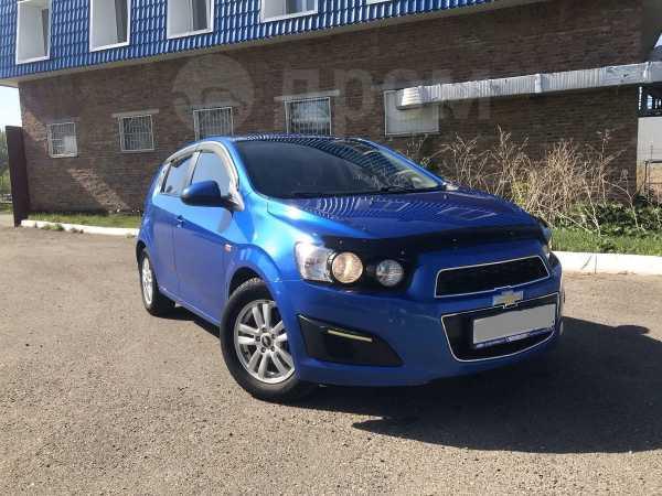 Chevrolet Aveo, 2013 год, 405 000 руб.