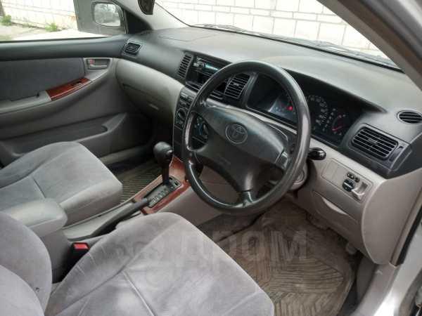 Toyota Corolla, 2002 год, 348 000 руб.