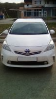 Toyota Prius a, 2011 год, 710 000 руб.