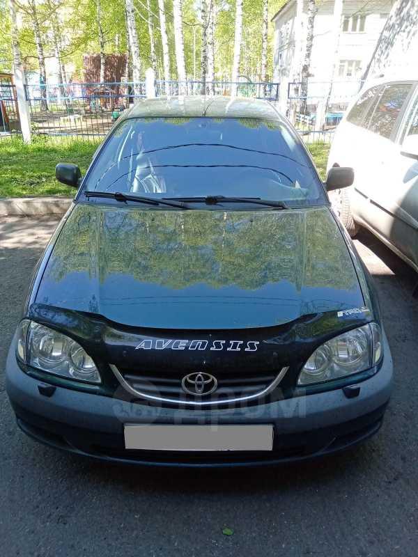 Toyota Avensis, 2001 год, 320 000 руб.