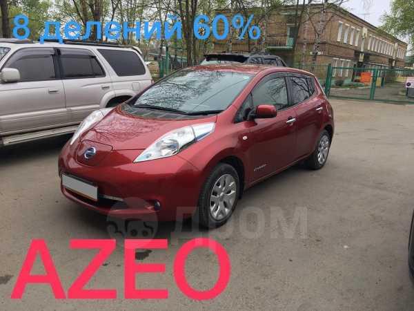 Nissan Leaf, 2013 год, 310 000 руб.