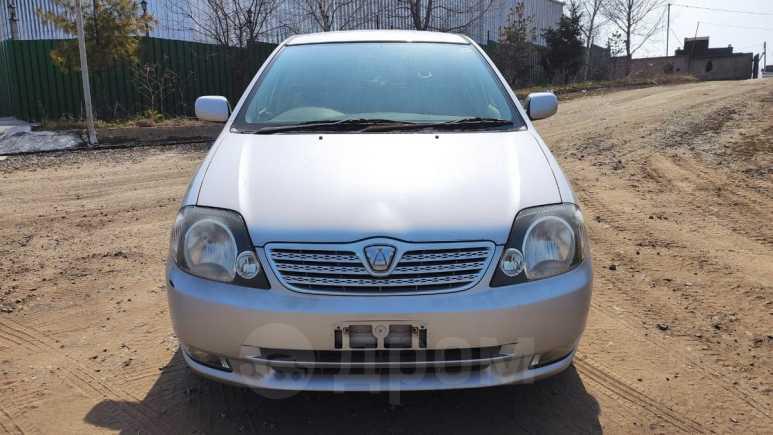 Toyota Allex, 2001 год, 230 000 руб.