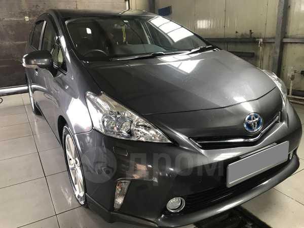 Toyota Prius a, 2013 год, 820 000 руб.