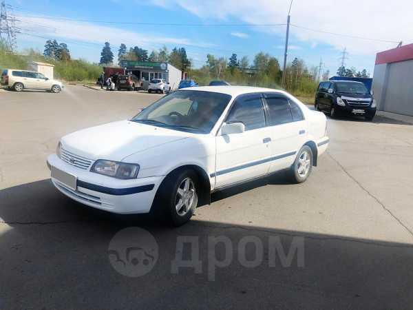 Toyota Corsa, 1999 год, 137 000 руб.