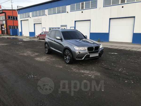 BMW X3, 2012 год, 1 090 000 руб.