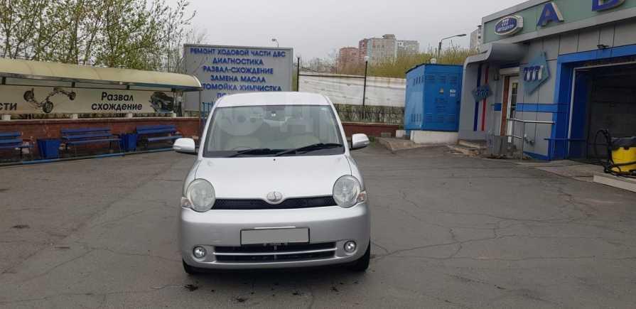 Toyota Sienta, 2008 год, 360 000 руб.