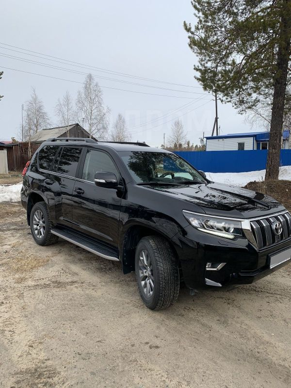 Toyota Land Cruiser Prado, 2018 год, 3 880 000 руб.