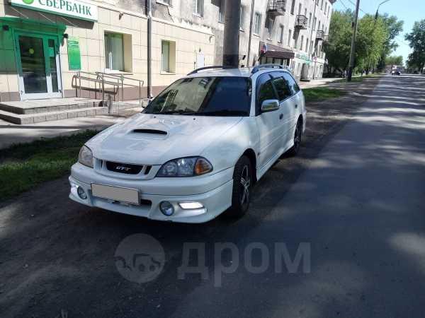Toyota Caldina, 2001 год, 480 000 руб.
