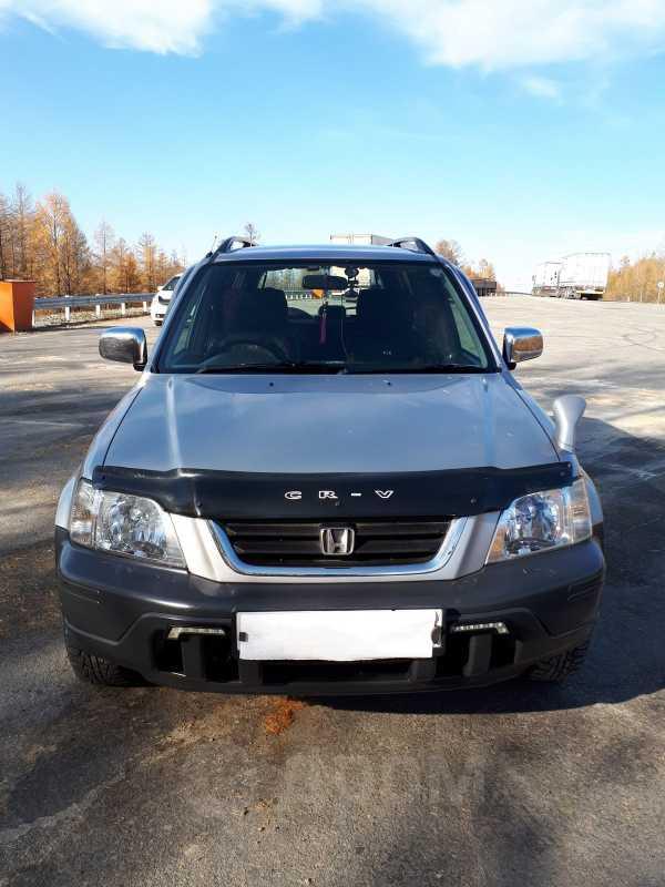 Honda CR-V, 1997 год, 355 000 руб.