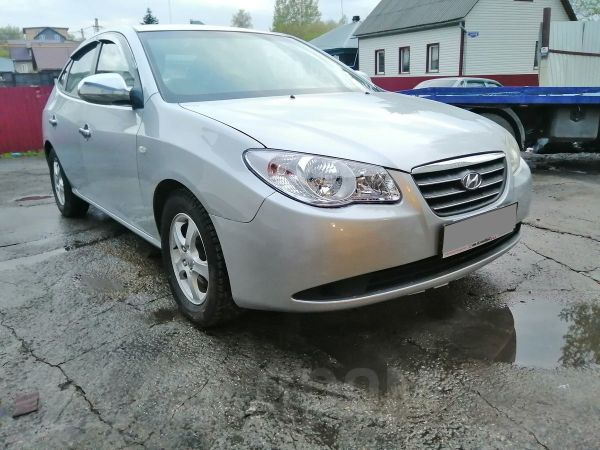 Hyundai Avante, 2008 год, 440 000 руб.