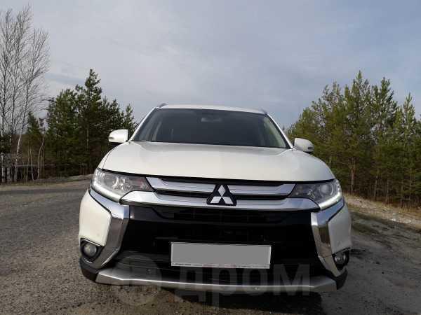 Mitsubishi Outlander, 2015 год, 1 080 000 руб.