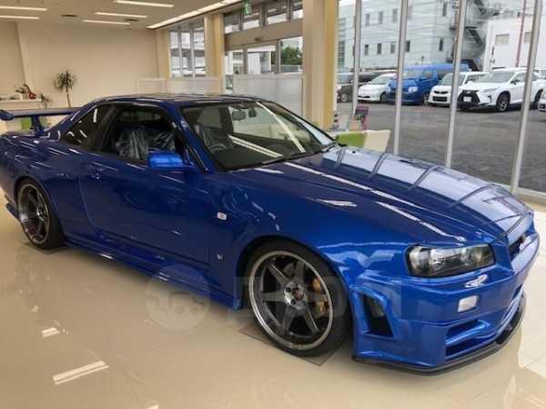 Nissan Skyline GT-R, 2001 год, 14 000 000 руб.