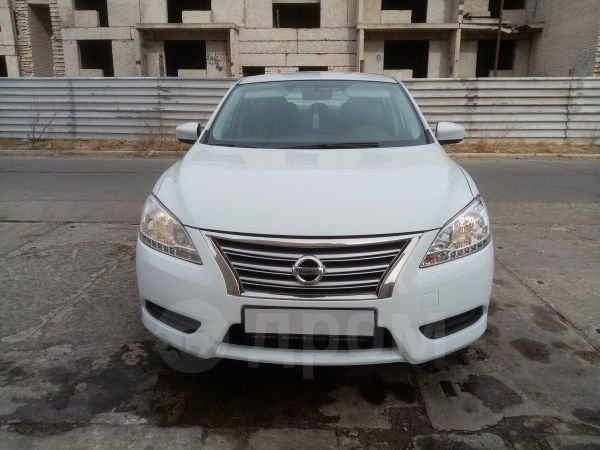 Nissan Sentra, 2014 год, 635 000 руб.