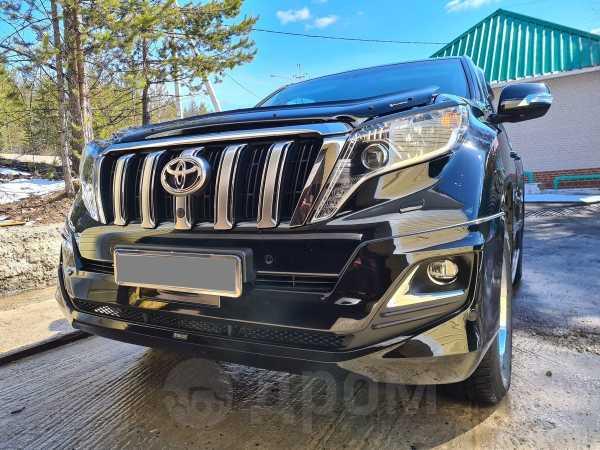 Toyota Land Cruiser Prado, 2017 год, 3 050 000 руб.