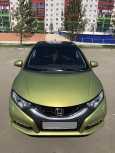 Honda Civic, 2012 год, 810 000 руб.