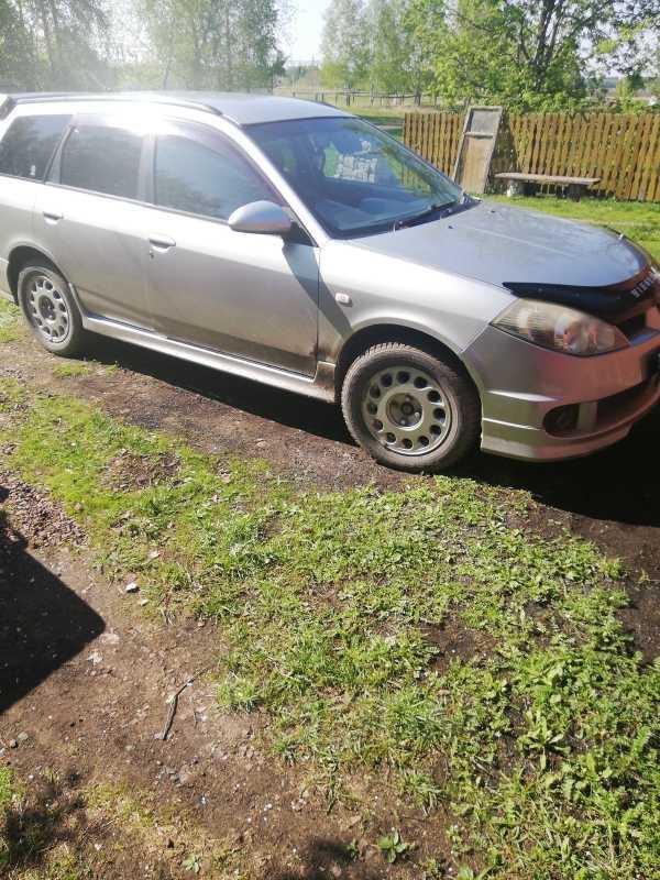 Nissan Wingroad, 2001 год, 240 000 руб.