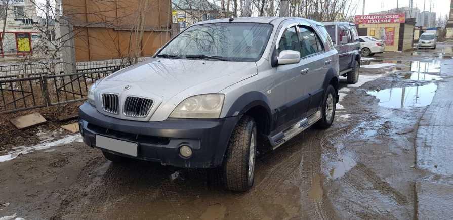 Kia Sorento, 2005 год, 290 000 руб.