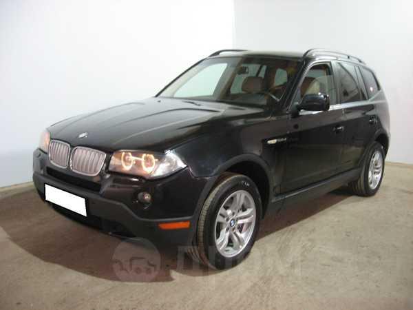 BMW X3, 2008 год, 595 000 руб.
