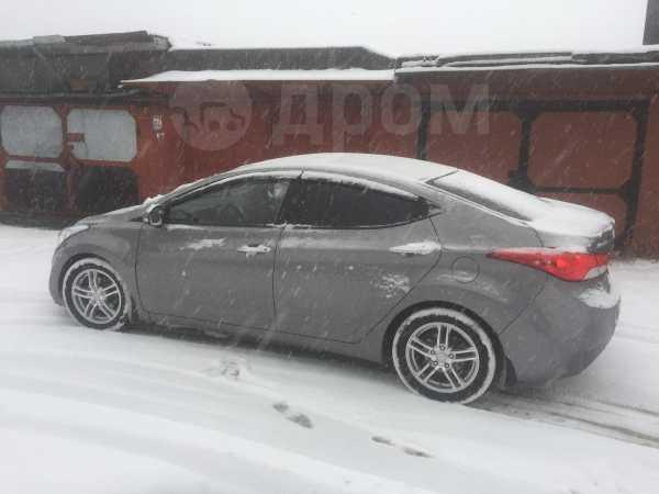 Hyundai Avante, 2011 год, 589 000 руб.