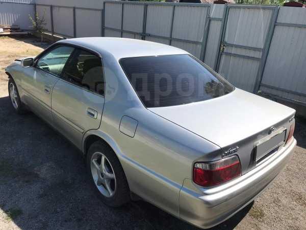 Toyota Chaser, 2001 год, 295 000 руб.