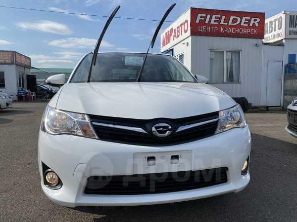 Toyota Corolla Fielder, 2015 год, 700 000 руб.