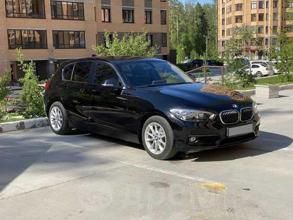 BMW 1-Series, 2016 год, 1 050 000 руб.