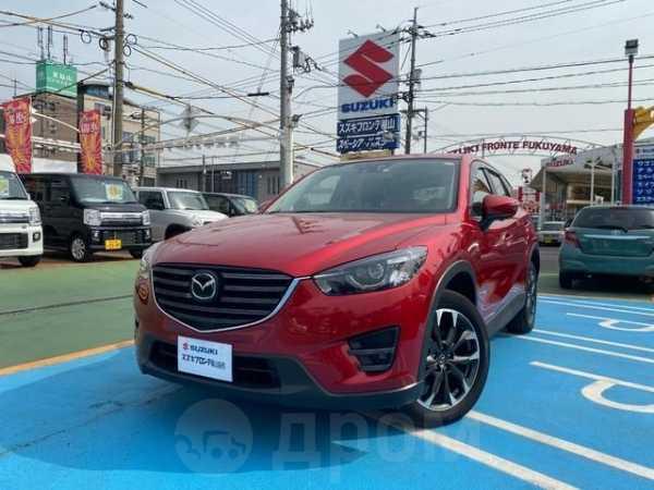 Mazda CX-5, 2016 год, 950 000 руб.