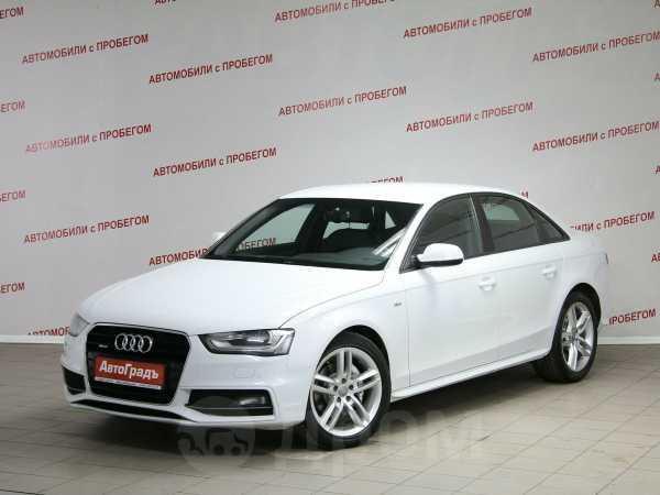 Audi A4, 2014 год, 929 000 руб.