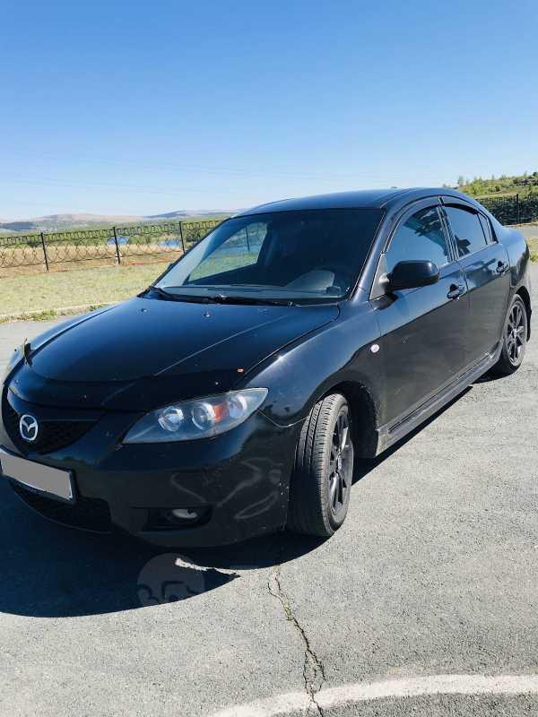 Mazda Mazda3, 2007 год, 410 000 руб.