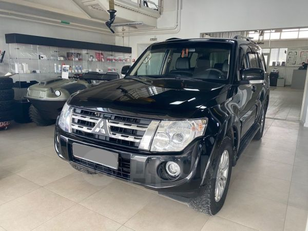 Mitsubishi Pajero, 2013 год, 1 350 000 руб.