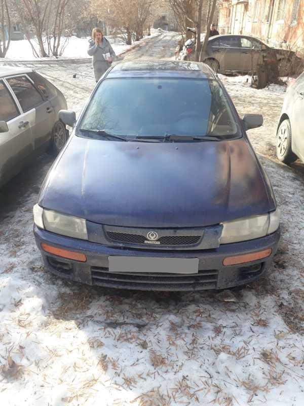 Mazda 323, 1997 год, 85 000 руб.