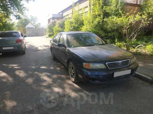 Nissan Cefiro, 1995 год, 55 000 руб.