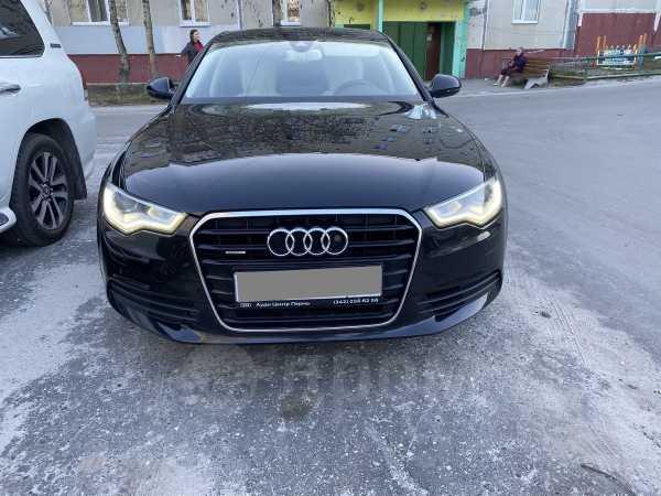 Audi A6, 2011 год, 1 390 000 руб.