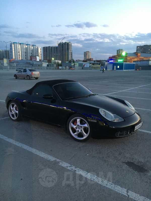 Porsche Boxster, 2002 год, 850 000 руб.